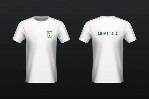 Tec -Tee (H787) White - Quatt CC
