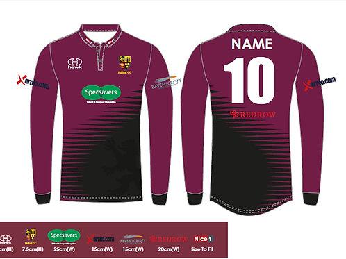 T20 Bespoke Shirt - L/S Shifnal CC