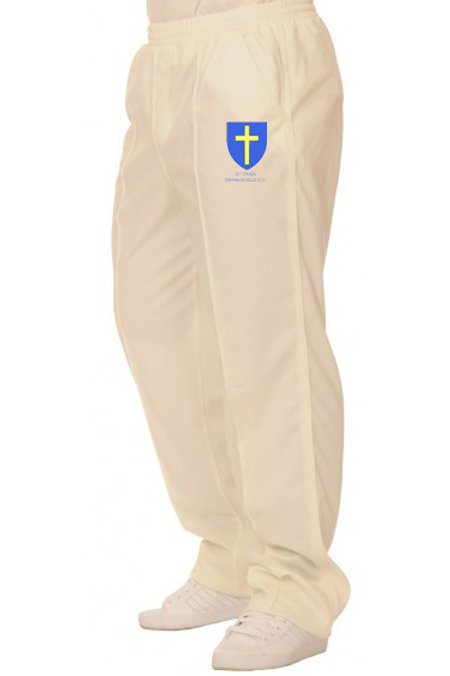 Cricket Trouser cream       H3