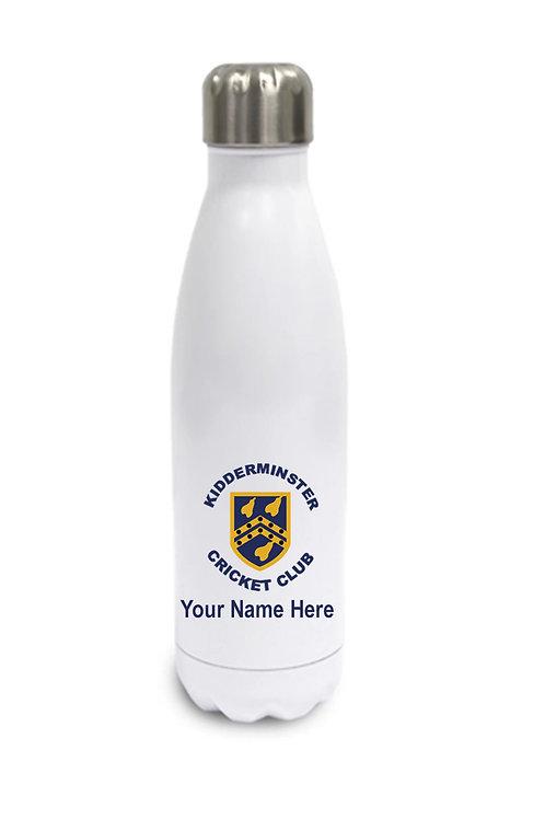 Water Bottle (inc name) - Kidderminster CC