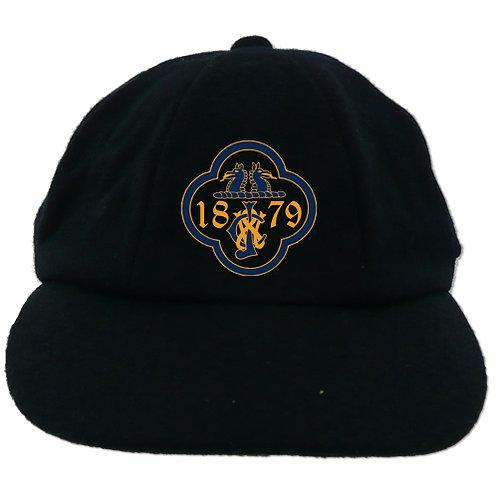 Traditional Cricket Cap - Navy - Temple Grafton CC