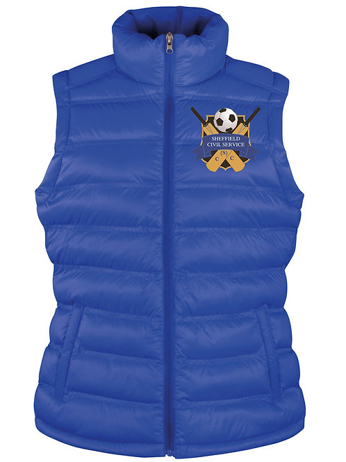 Ladies Padded Gillet R193F
