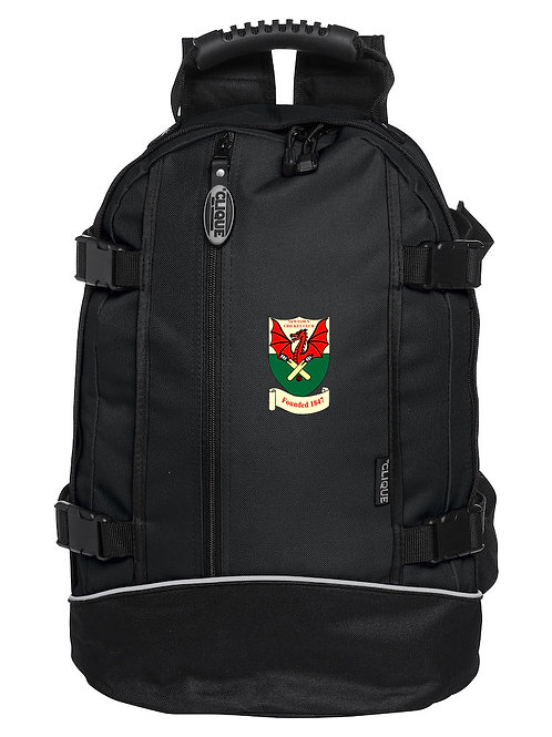 Backpack (040207) Black - Newtown CC