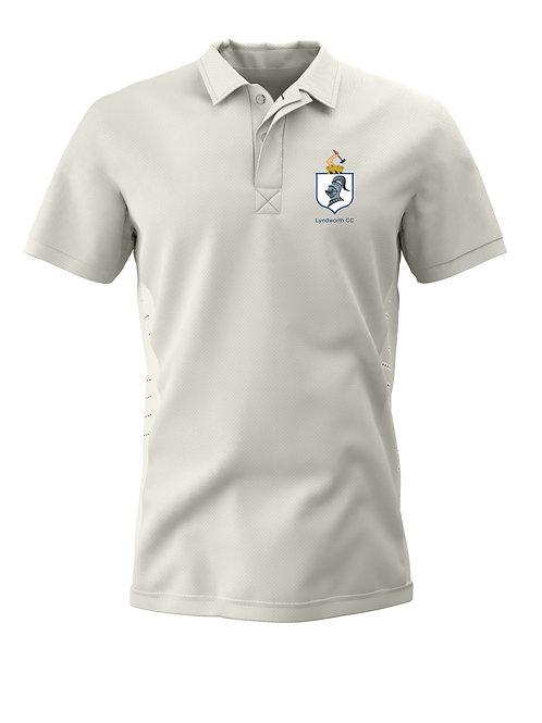 Cricket Shirt S/S, (H1)  Lyndworth CC
