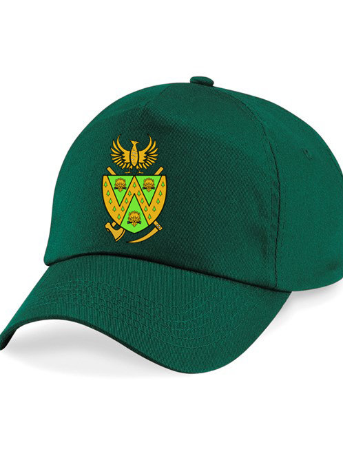 Cricket Cap Green - Baseball - Wem