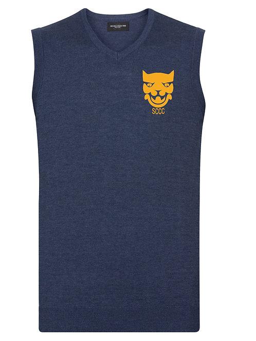 Sleeveless Leisure Sweater (H716) -SCCC