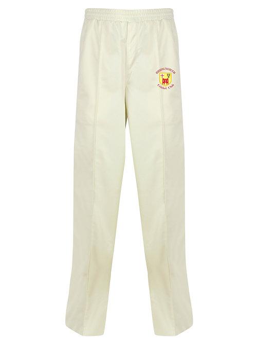 Cricket Trouser Cream (H3)  Bridgnorth