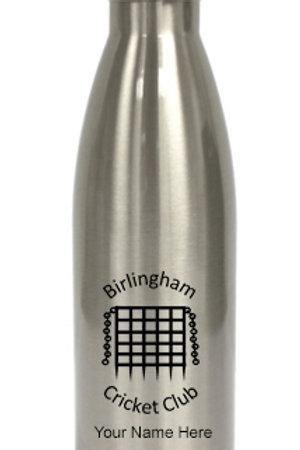 Water Bottle (inc name) Aluminum - Birlingham CC