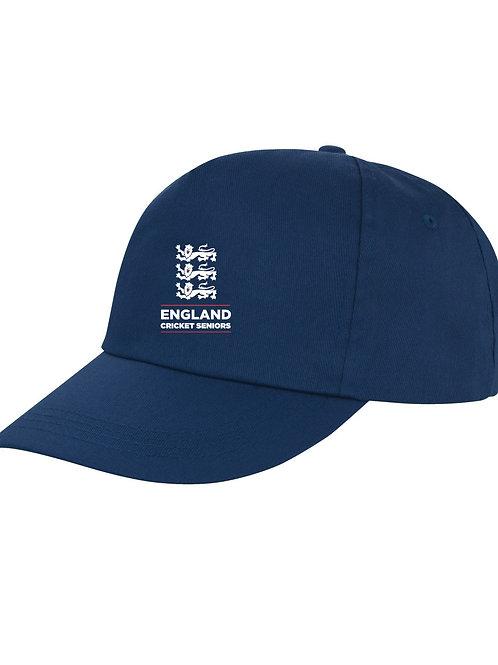 Baseball Style Cap Navy - England