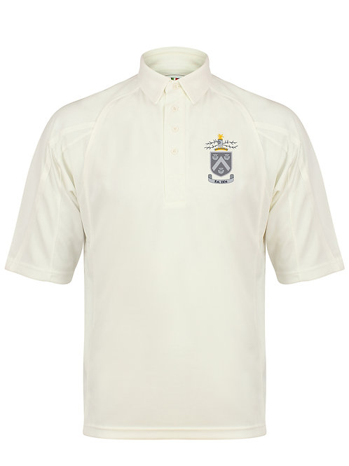 Cricket Shirt Short Sleeve H1   Hagley
