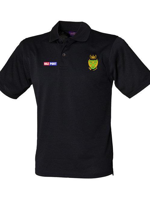 Match Day Polo (HB475) Black - Wem