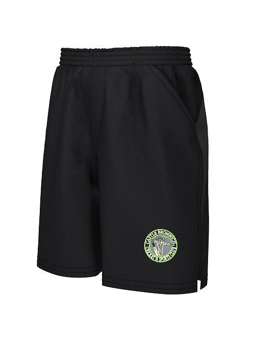 Shorts (H671) Black - Castle Bromwich CC