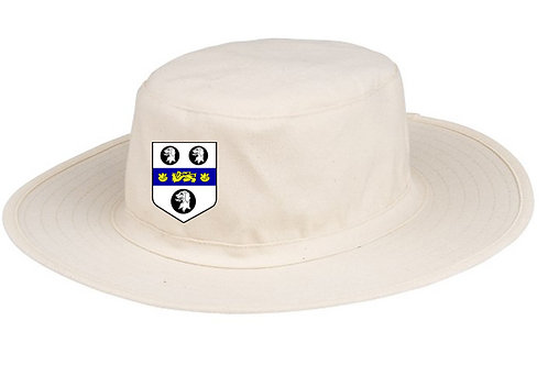 Sun Hat - Cream - Old Moseley Arms CC