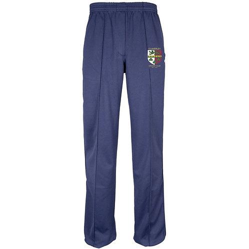 T20 Cricket Trouser (H4) Navy - Claverley CC