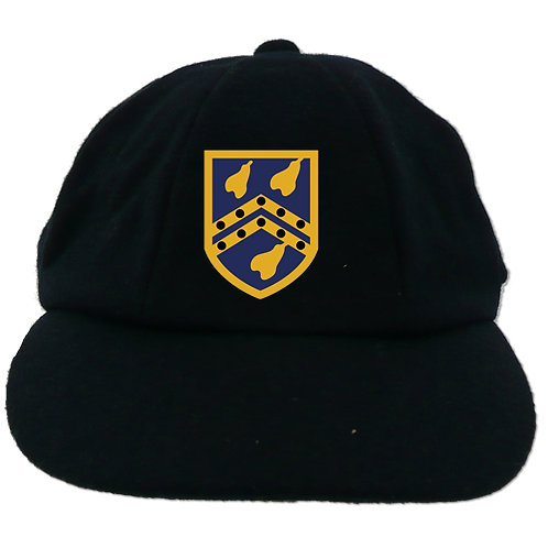 Traditional Cricket Cap - Navy - Kidderminster