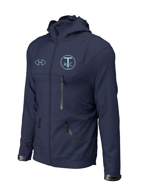Tec Jacket (837) Navy - Trysull AFC