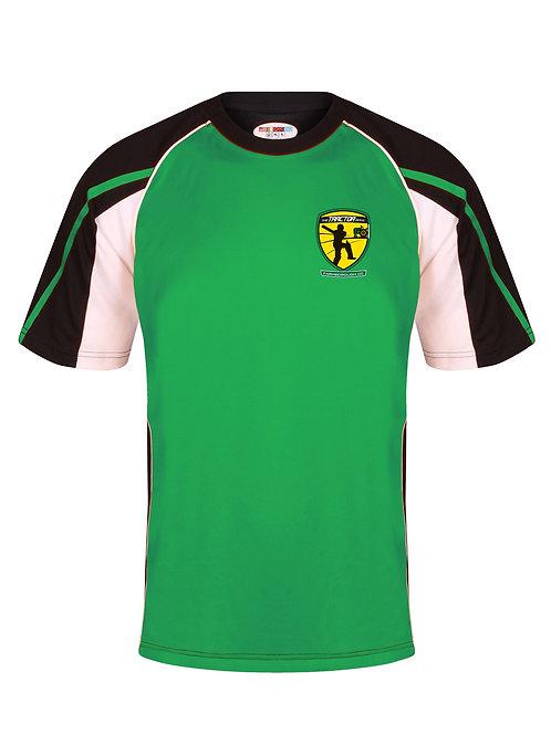 Training Shirt green/Black (TS COLE)   Farmborough