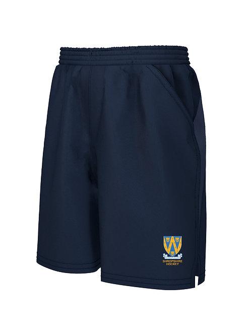 Shorts (H671) Navy - Shropshire County Hockey