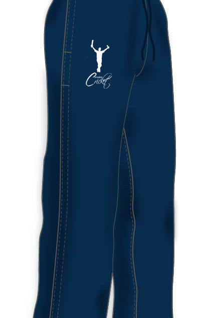 Track Pant (H211) Navy -    Complete Cricket