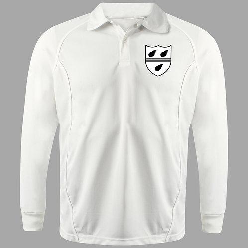 Cricket Shirt Long Sleeve H2     Gent
