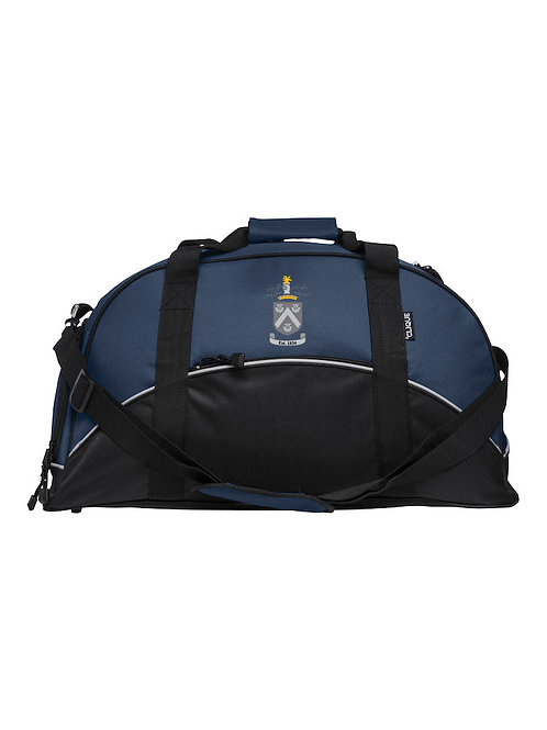 Match Day Holdall (040208) Blue/Black - Hagley