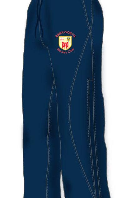 Shower Pant - Navy (H530) Bridgnorth Hockey