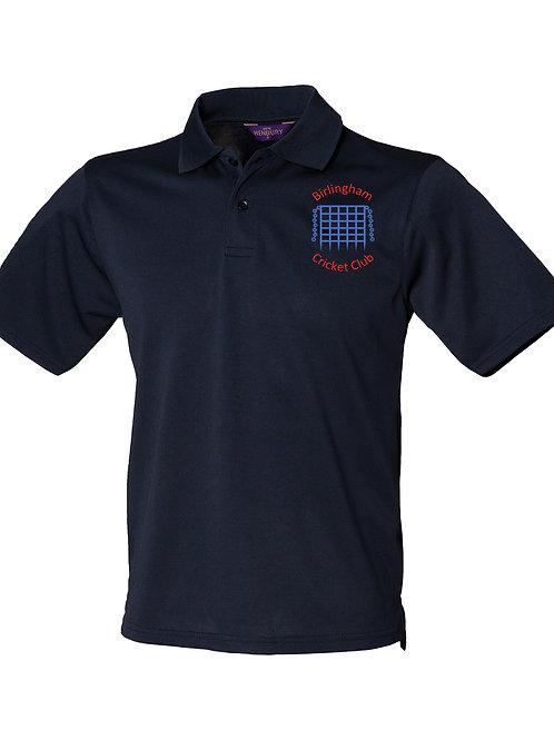 Polo Shirt Navy (HB475) Birlingham