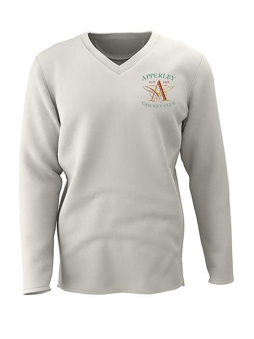 Cricket Sweater Long Sleeve E4 - Apperley
