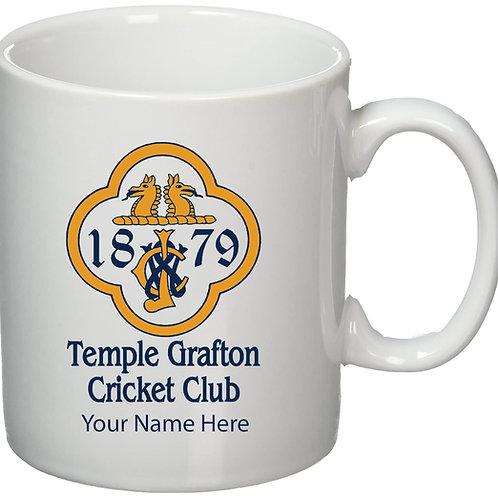 Mug (inc name) - Temple Grafton CC