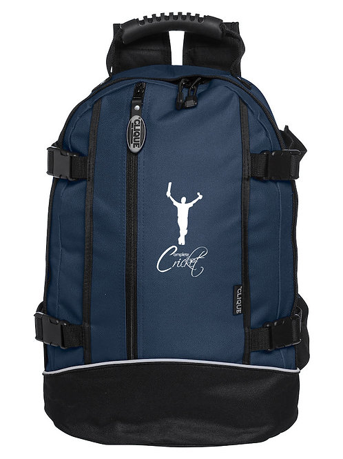 Backpack (H040207) Navy/Black - Complete Cricket