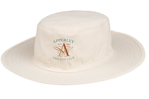 Sun Hat - Cream - Apperley CC