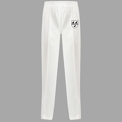 Cricket Trouser Cream  H3  Gent