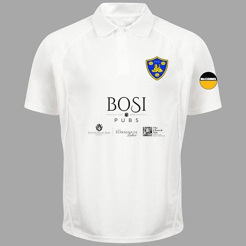 Cricket Shirt S/S H1 SENIOR Ludlow