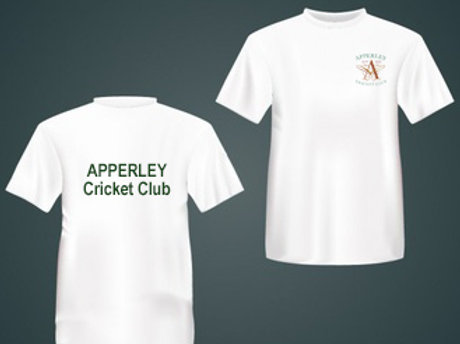 Sublimation Tee -(H787)  White - Apperley