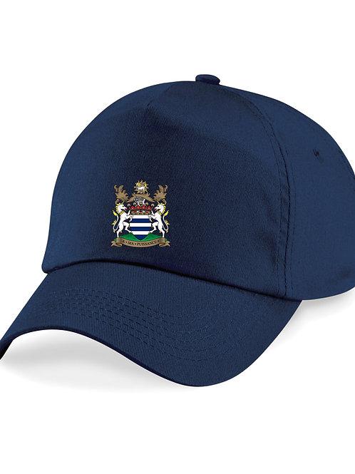 Baseball Style Cap - Navy - Enville CC