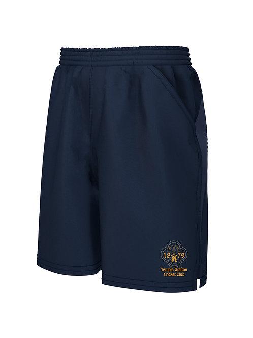 Shorts (H671) Navy - Temple Grafton CC