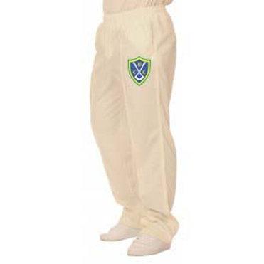 Cricket Trouser cream  (H3)  Belbroughton