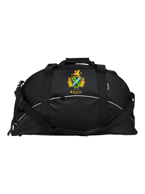 Match Day Holdall (040208) - Black - Barnt Green