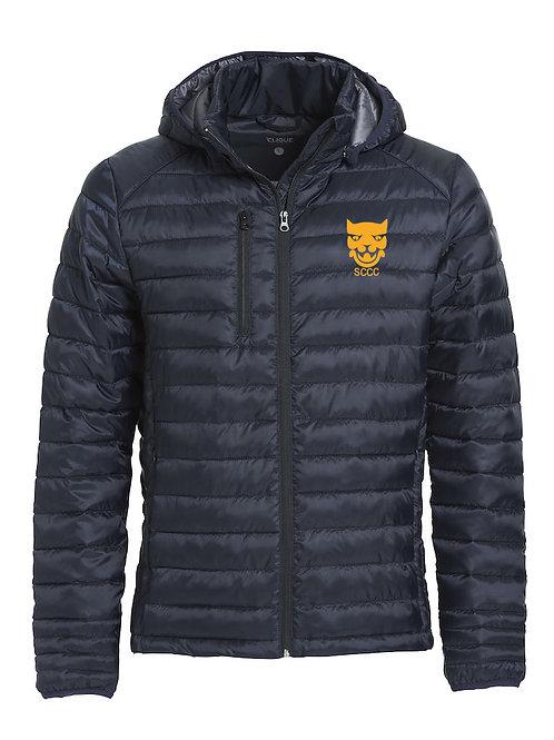 Padded Coat (020976) Men's - Navy- Shropshire CCC Members