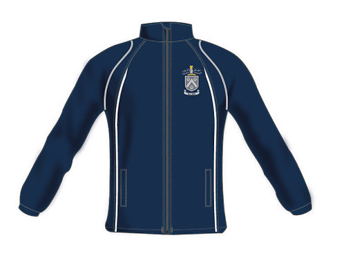 Soft Shell Jacket   (H270) Navy/White - HAGLEY CC