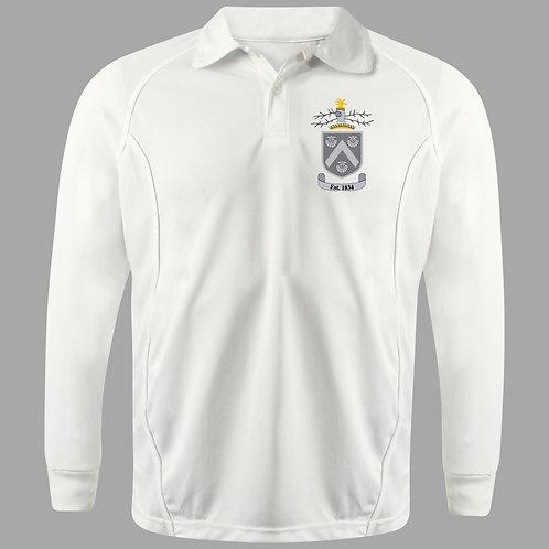 Cricket Shirt Long Sleeve H2  Hagley
