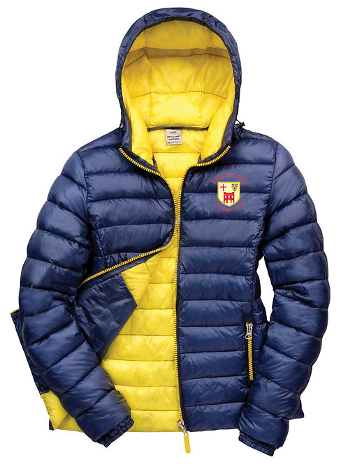 Ladies Padded Coat (R194F)  BRID