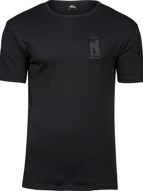 Men's T-Shirt (TJ520) Black - Knowle & Dorridge