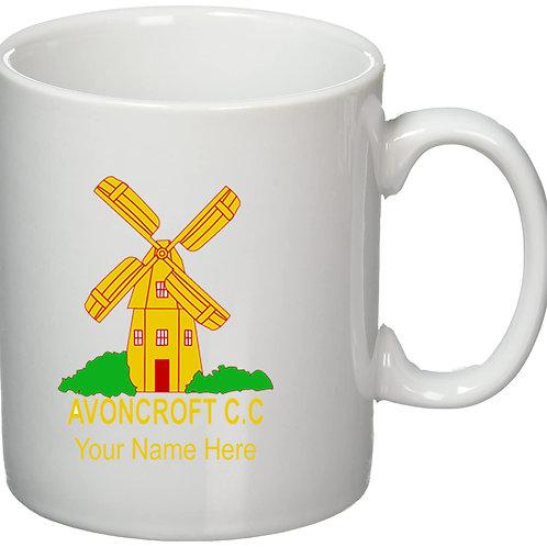 Mug (inc name) - Avoncroft