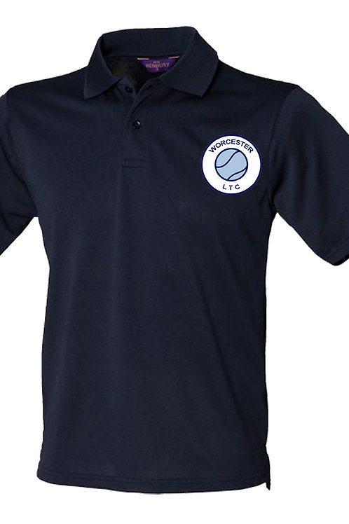 Men's Polyester Polo Shirt (HB475) Worcester Lawn Tennis Club