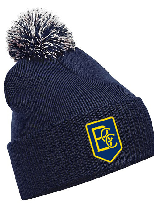 Bobble Hat (B450) Navy - Barby CC
