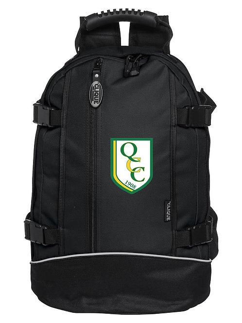Back Pack (040207) - Black - Quatt CC