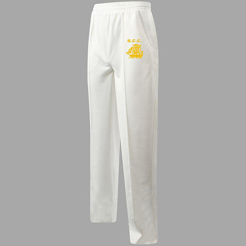 Cricket Trouser (H3) - Cream - Stourport CC