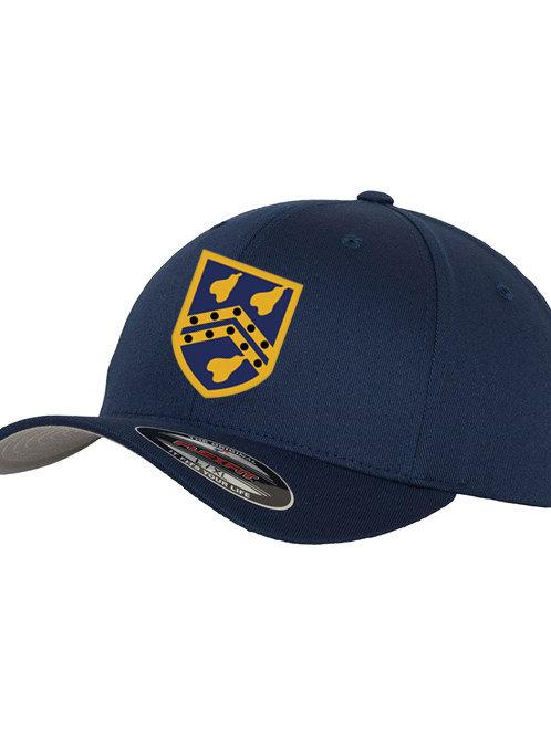 Flexi Fit Cap - Navy - Kidderminster CC