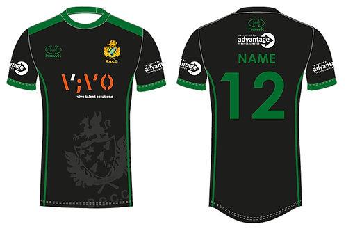 Bespoke T20 Cricket Shirt S/S - Barnt Green CC